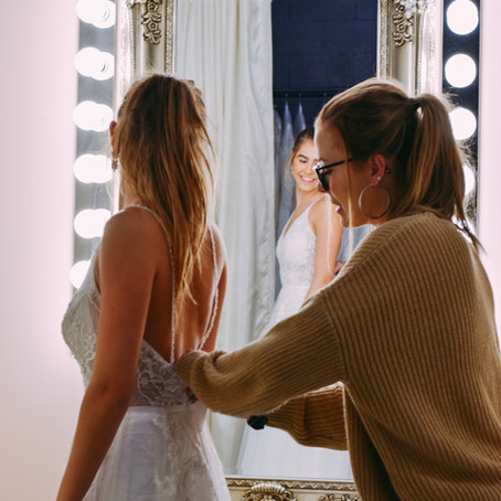 7 Tips for Your First Bridal Appointment