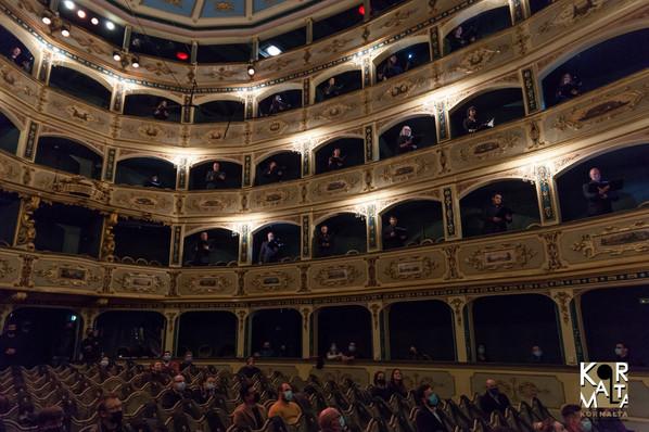 John Rutter Project Manoel Theatre