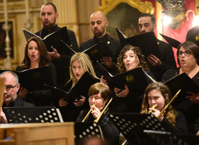 Valletta Baroque Ensemble & KorMalta - 21 JAN 2020