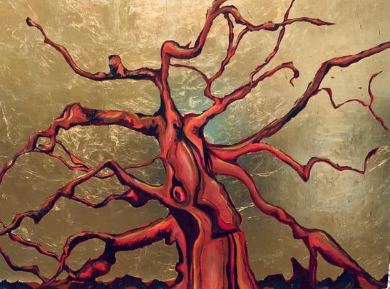 Red Oak Rising