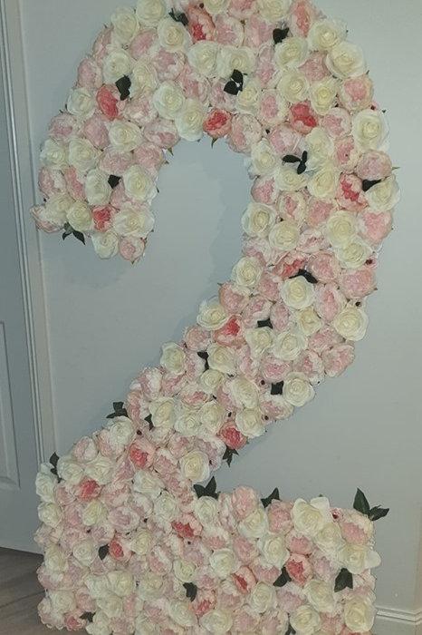 Pastle Floral Number 2