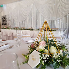Gorgeous wedding was held at #allurahfunctionsandevents with a stunning full room set up w