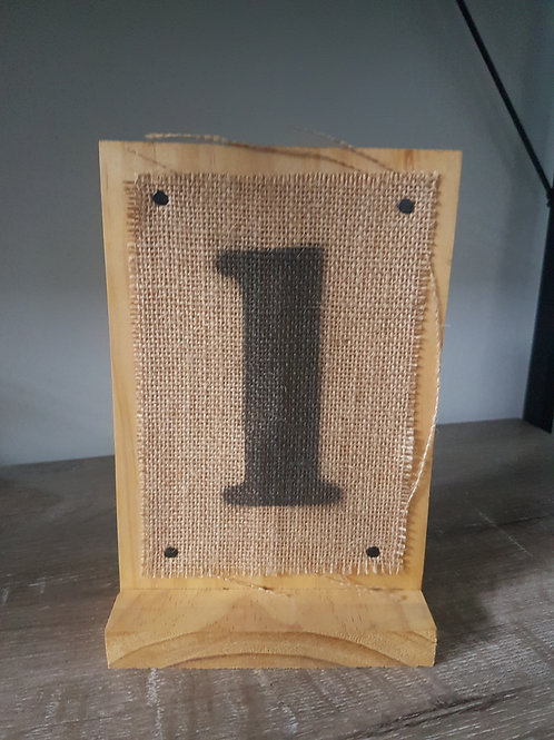 Hessian Number