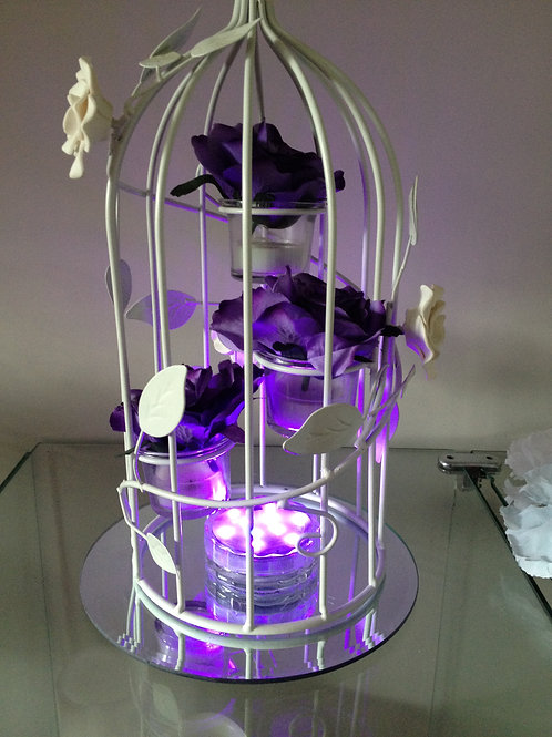 Rose T Light Cage