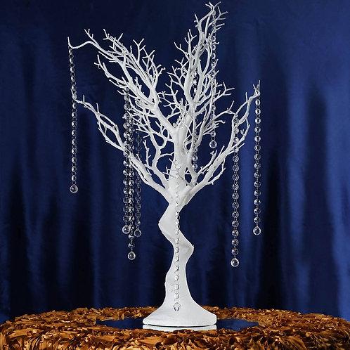 Mazanita Tree White