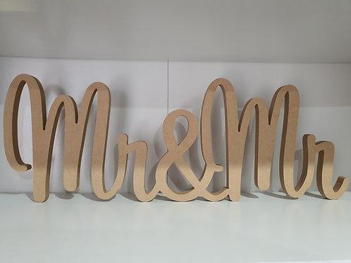 Mr & Mr