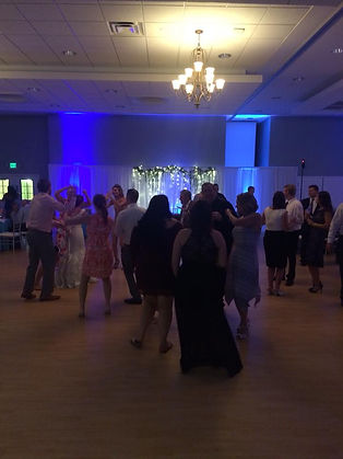 Wedding Dance Floor Accent Sounds And Entertainment