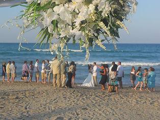 Accent-Sounds-And-Entertainment/Wedding-Ceremony/DJ/Bride/Groom/Reception/Beach
