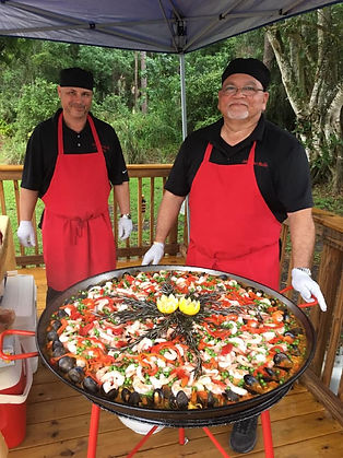 Paella Accent Sounds And Entertainment