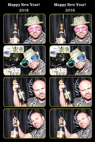 New Years Eve Photo Booth Accent Sounds And Entertainment