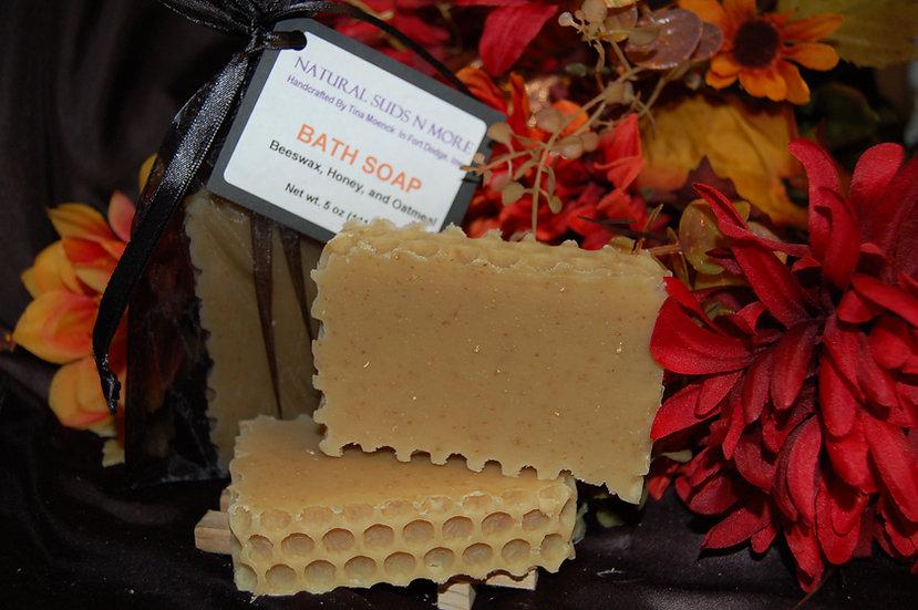 Beeswax Honey Oatmeal