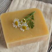 Chamomile Honey Soap