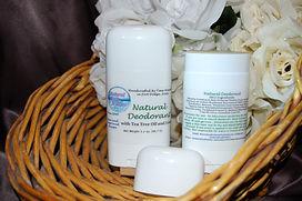 How to make natural deodorant, Aluminum free deodorant, baking soda free deodorant