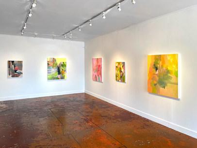 Solo Exhibition, Marfa