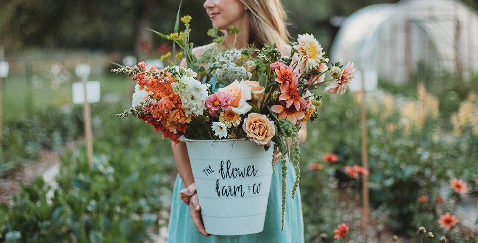 Small Bloom Bucket Subscription bi monthly