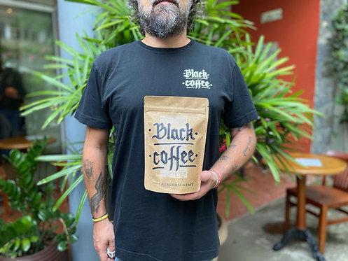 Kit Camiseta Masculina Black Coffee