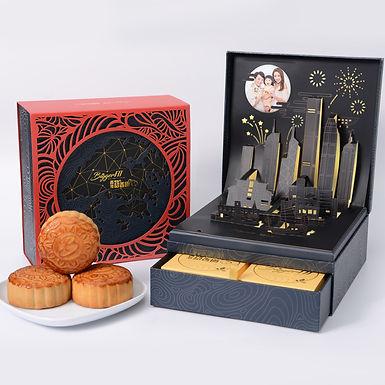 燕窩柚子月餅 特別版