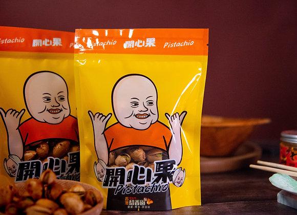微辣開心仔-微辣有殼開心果(3包)