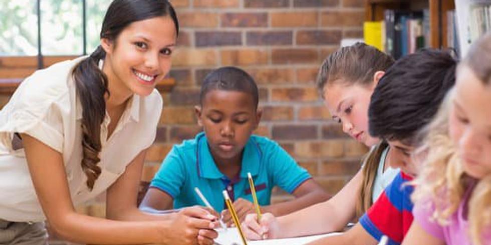 TEACHER VITAE WEBINAR - Creating Your Own District Forms in Teacher Vitae