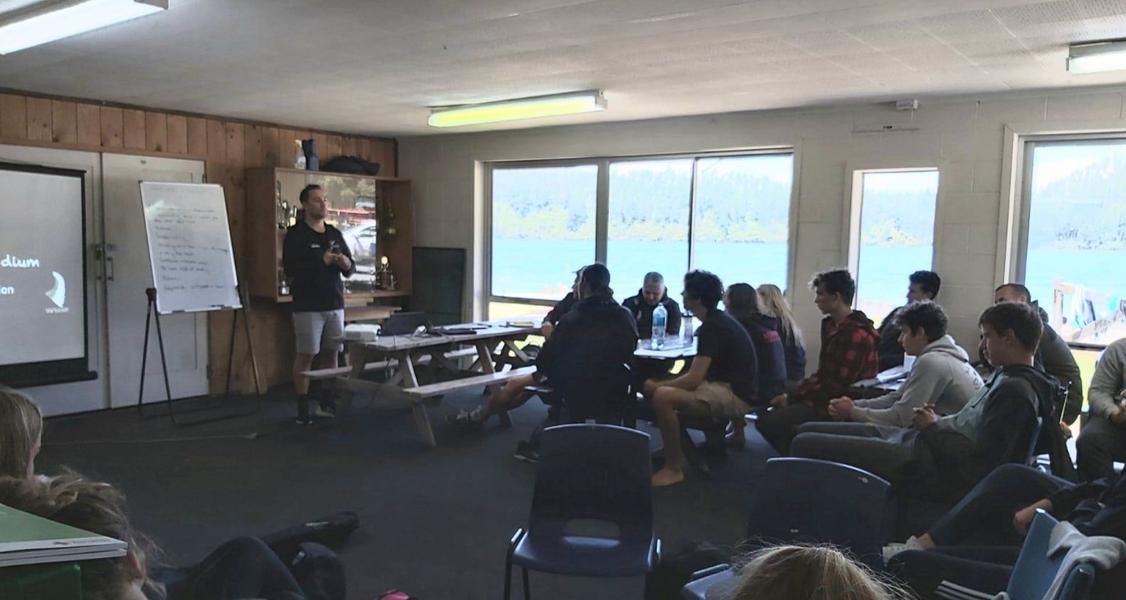 NZ Canoe Racing Pathway to Podium