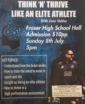 Fraser High School Fundraiser