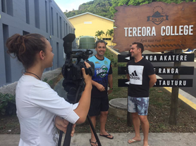 Tereora Collage - Cook Islands