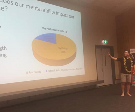 Cook Islands Mental Skills Talk