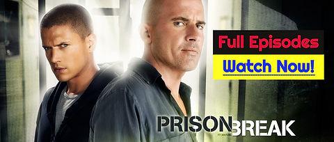 watch prison break