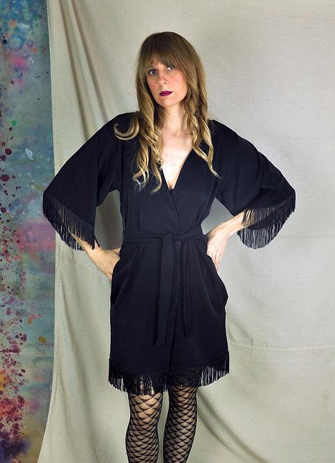 Fringe Robe