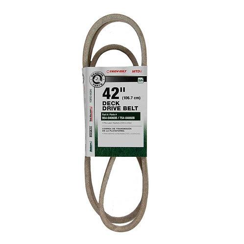 """754-04060 MTD 42"""" Deck Belt"""