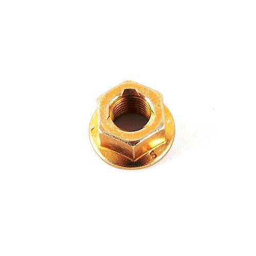 712-0459 MTD Hex Flange Lock Nut, 7/16-20