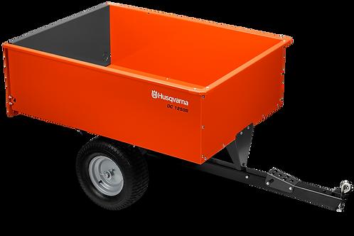 16ft Steel Swivel Dump Cart