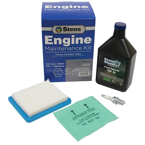Stens 785-509 Stens Engine Maintenance Kit replacement forBriggs & Stratton5121A, 5121B.