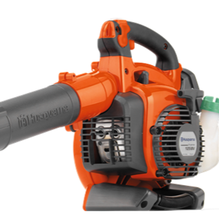 Husqvarna 125BVX Leafblower/Vacuum
