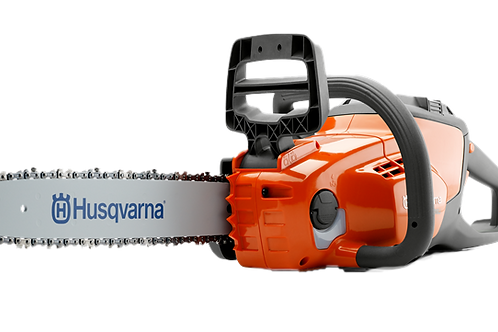 120i Husqvarna Chainsaw W/Battery&Charger