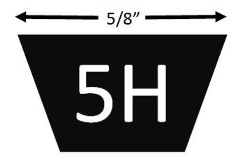 "12-7594 Belt 49""x5/8"""