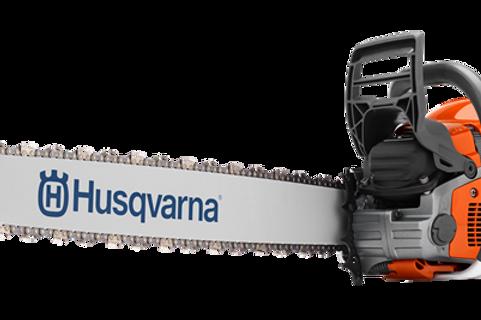 "572XP Husqvarna Chainsaw with 20"" bar."