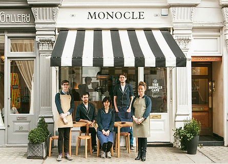 Monocle Cafe London