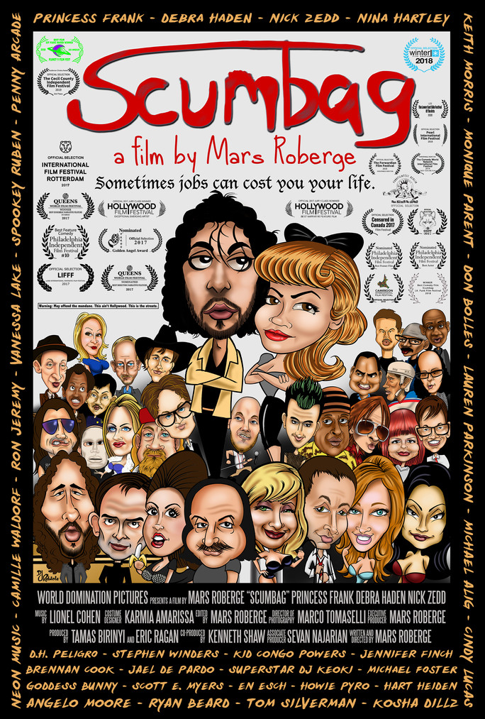 The Lower East Side Film Festival of the Arts