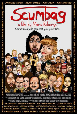 Scumbag - Movie Poster!