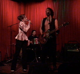 Hotel Cafe Performance with Princess Frank