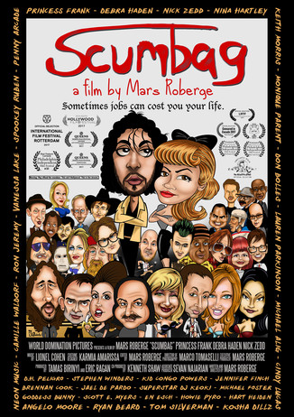 Scumbag officially selected for Hollywood Film Festival