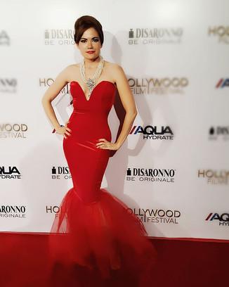 Hollywood Film Festival Awards Ceremony at Paramount