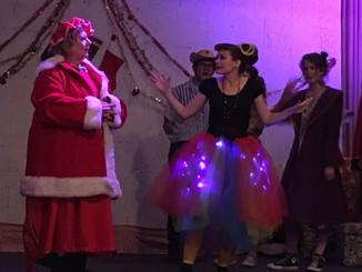 Santa's Hidden Hollywood Hideaway