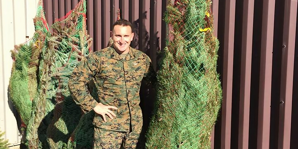 Trees for Troops 2018
