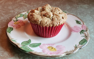 Allergy Friendly Apple Muffins with NY Maple Syrup