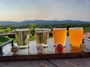 Hard Cider Tour Near Hurds Family Farm