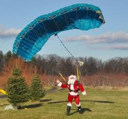Santa Brings Toys