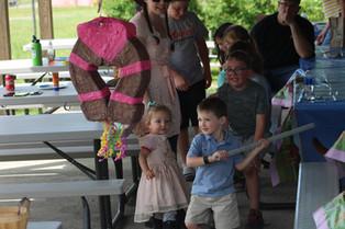 piñata birthday ideas farm party ulster
