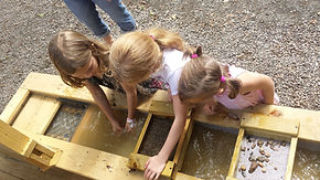 Gem Mining at Hurds Family Farm, discover gems or fossils
